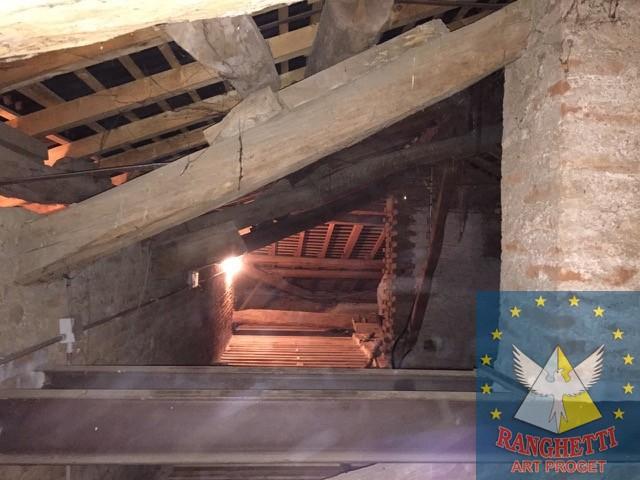 Coibentazione isolamento termico sottotetto isolamento - Isolamento termico sottotetto ...