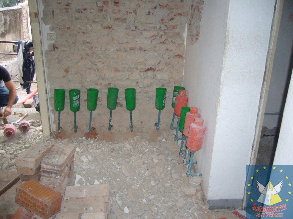 Casa immobiliare accessori umidita di risalita muri - Umidita muri esterni casa ...