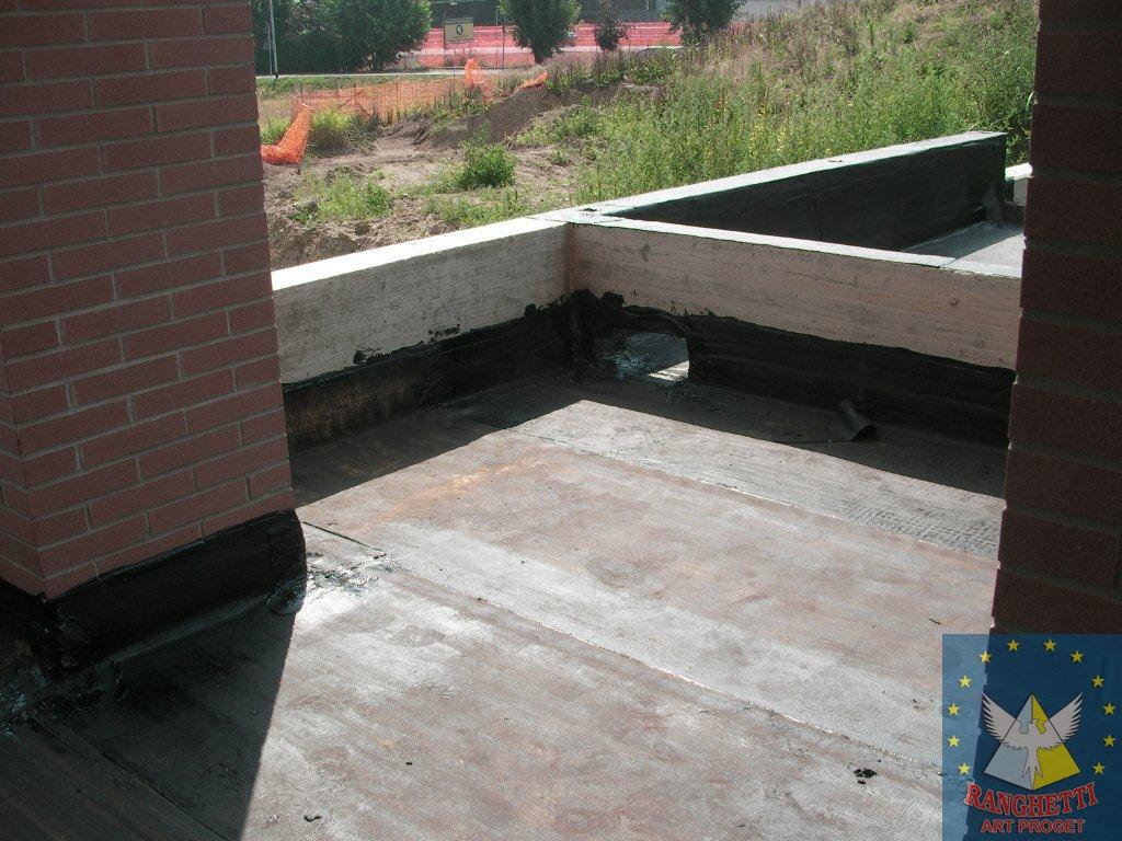 Impermeabilizzazioni in guaine , Impermeabilizzazioni terrazze ...