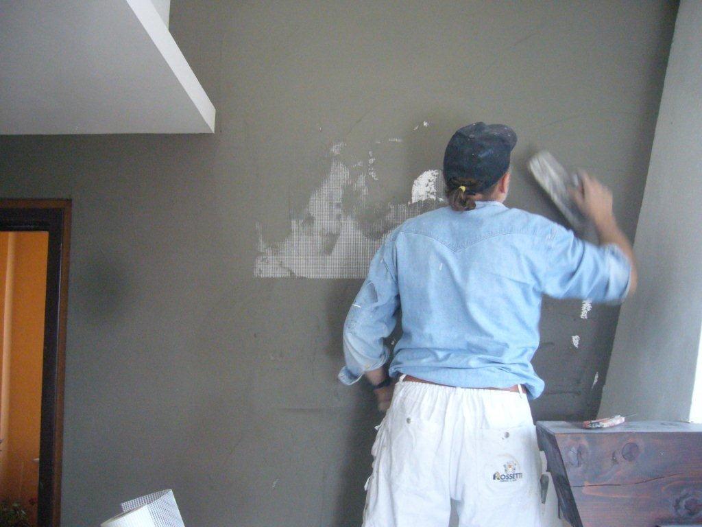 Coibentazione a cappotto interno esterno ranghetti art - Cappotto interno casa ...