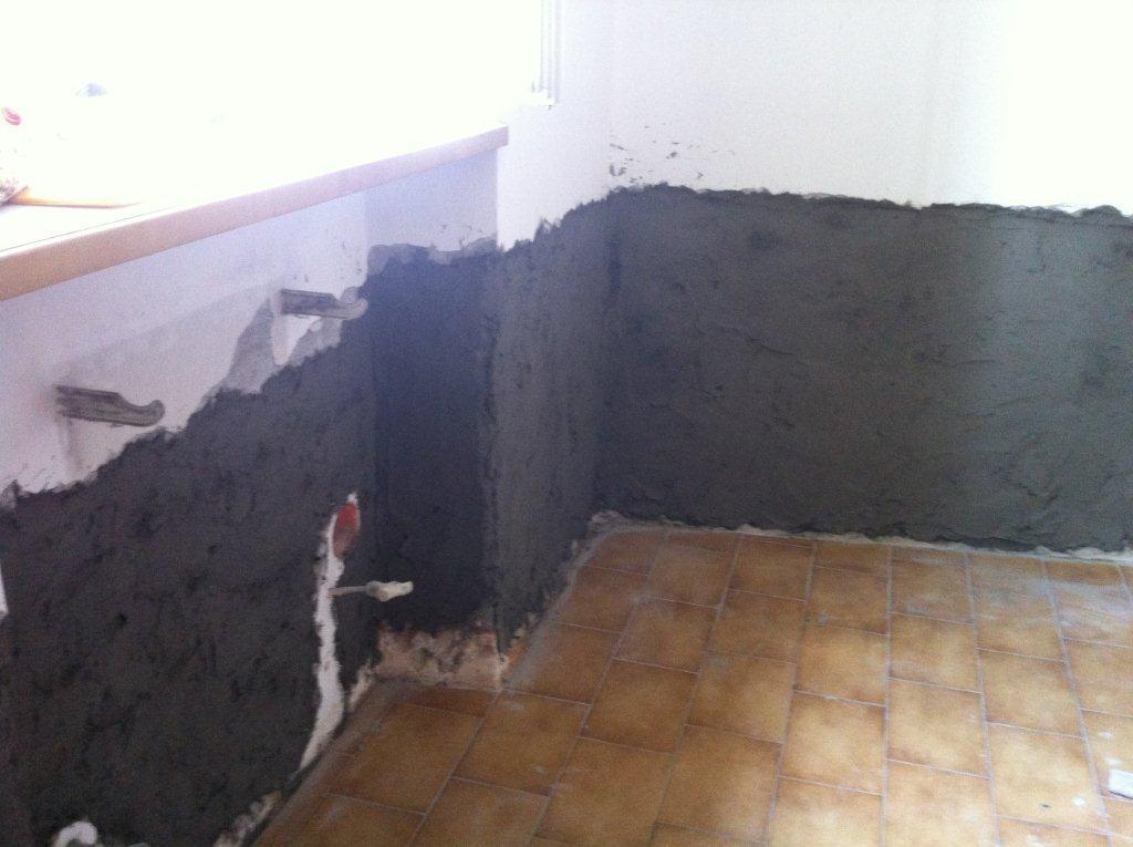 Bloccare umidit di risalita pompa depressione - Umidita muri esterni casa ...