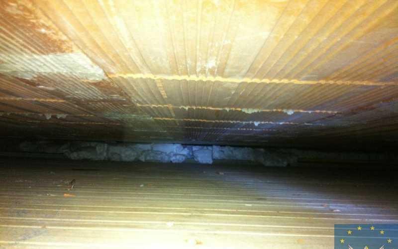 Riempimento intercapedini con materiale termico ed - Materiale isolante termico ...